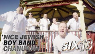 Six13: A Nice Jewish Boy Band Chanukah